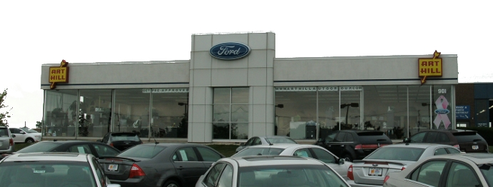 Ford : Lincoln : Mercury Building